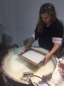 papermaking fabriano